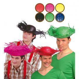 Sombrero espantapajaros colores