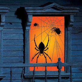 Decoración ventanas halloween