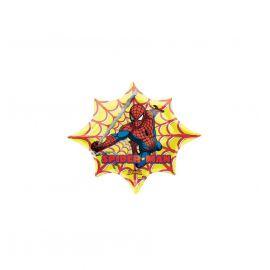 Globo helio Spiderman tela de araña
