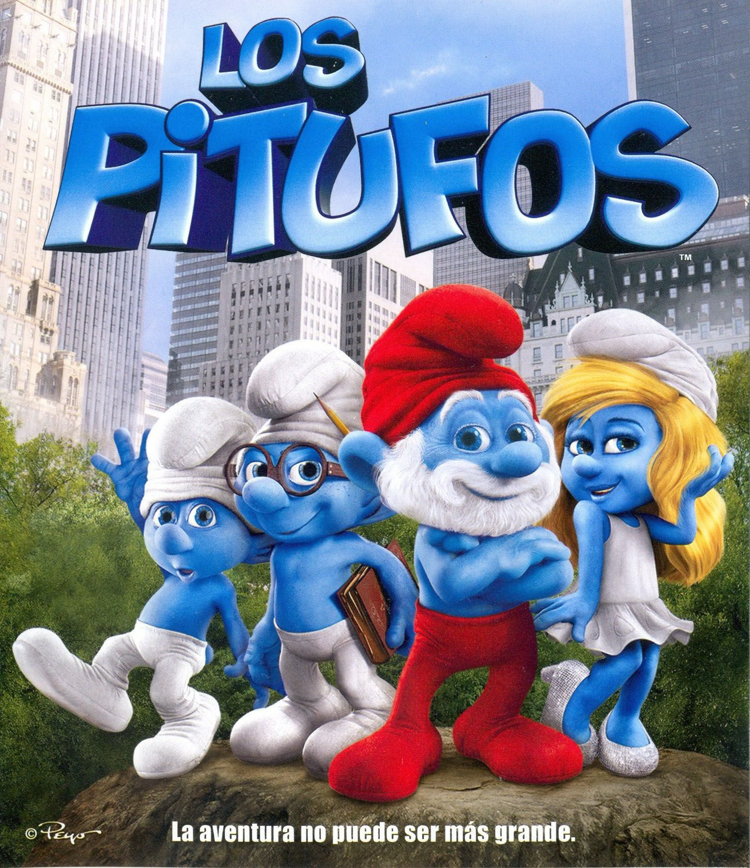 Los Pitufos Books And Movies Pinterest Cinema Movie And Books
