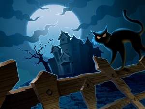 noche de halloween con barullo company
