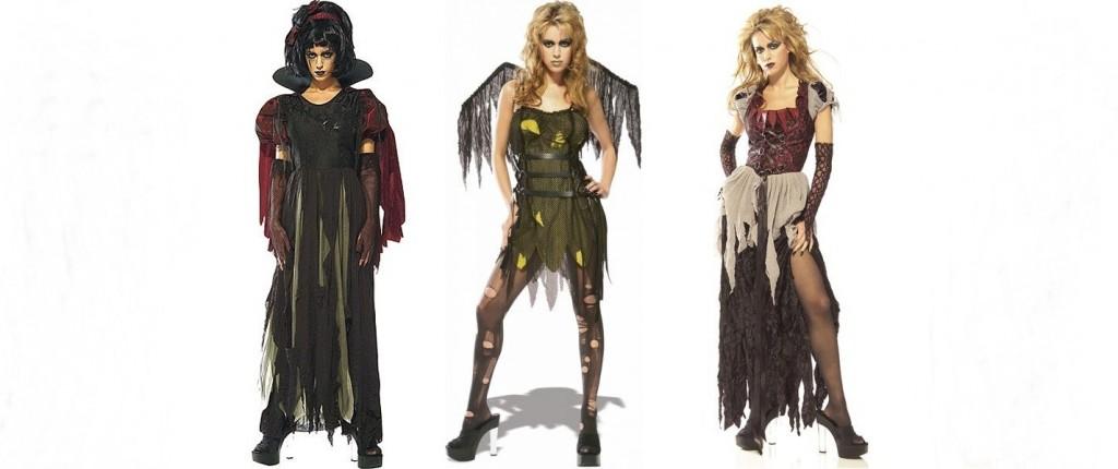 disfraces princesas zombies barullo halloween
