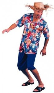 disfraz-hawaiano-con-sombrero