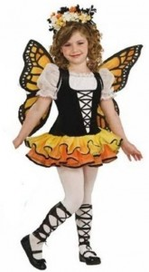 disfraz-mariposa-nia