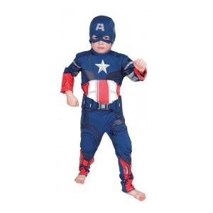 disfraz-capitan-america-nio-classic