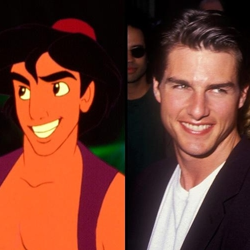 tom cruise aladino