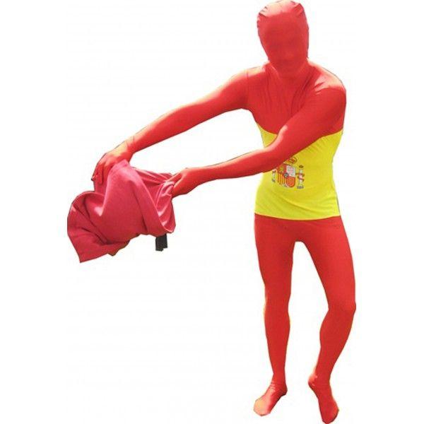 disfraz-morphsuit-bandera-de-espaa