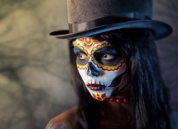 peinados 2014 disfraces halloween (4)