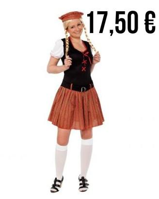 disfraz-escocesa-chica