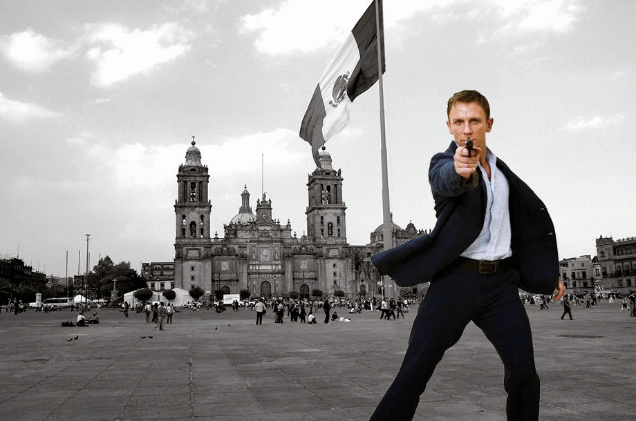 james bond en mexico