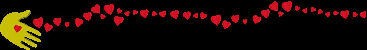 banner corazones