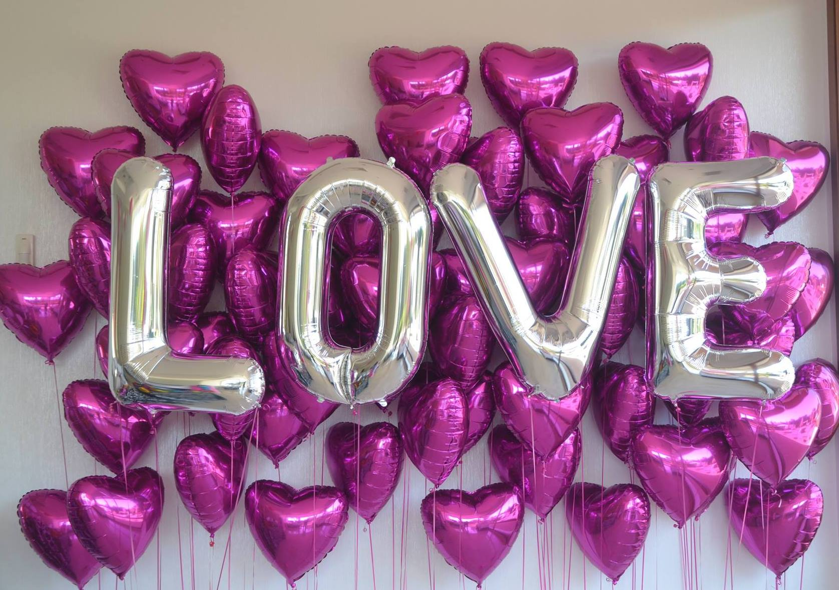 globos love