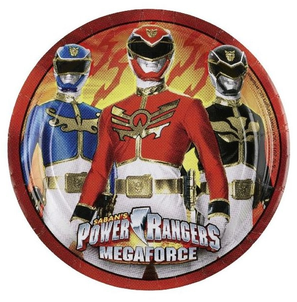 platos-power-rangers-18-cm-pack-8-und