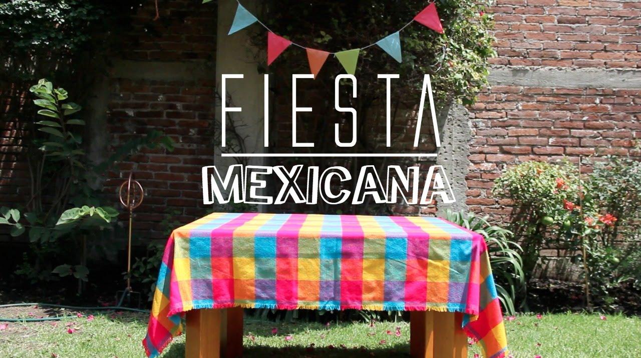 fiesta mexiana