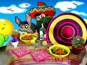 mesa mexicana