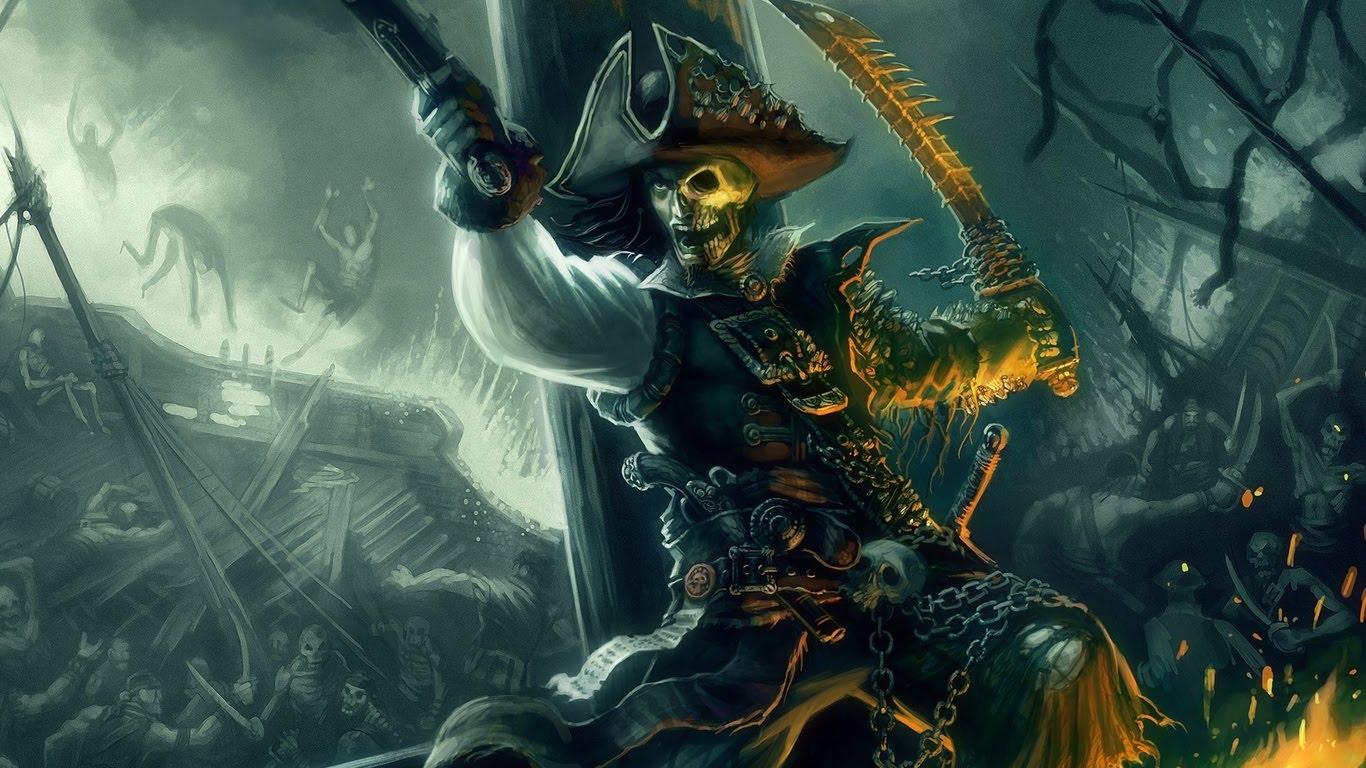 Fiesta piratas zombies el blog de barullo companyel blog for Top 5 d