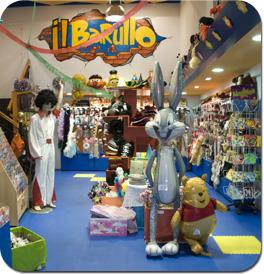 Interior tiendas BArullo