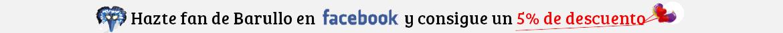 5% de descuento en Facebook