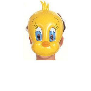 Careta piolin plastico