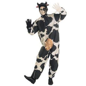 Disfraz vaca adulto