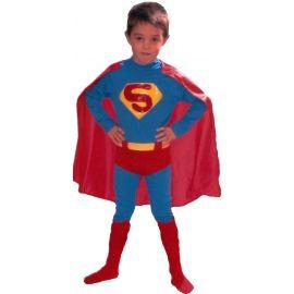 Disfraz super hombre niño