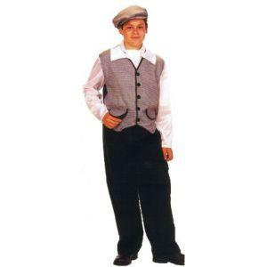 Disfraz chulapo chaleco inf deluxe