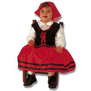 Disfraz bebe pastorcilla