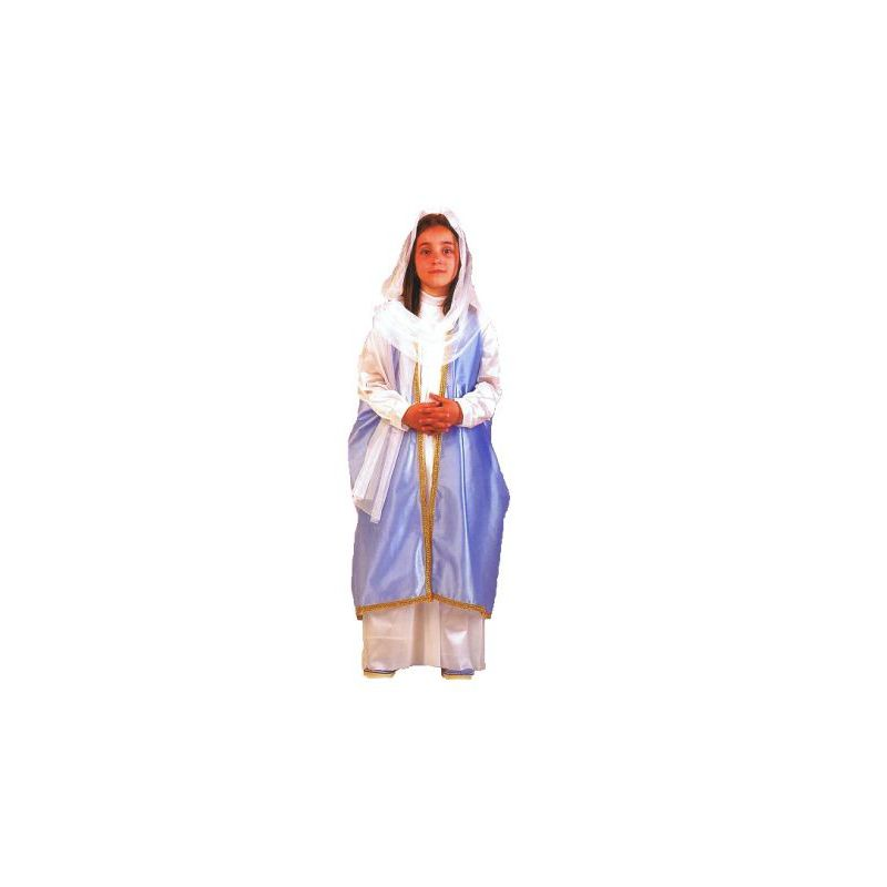 disfraz virgen hebrea infantil