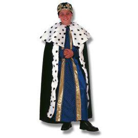 Disfraz rey gaspar infantil