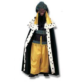 Disfraz rey baltasar infantil