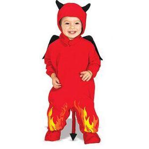 Disfraz bebe diablillo