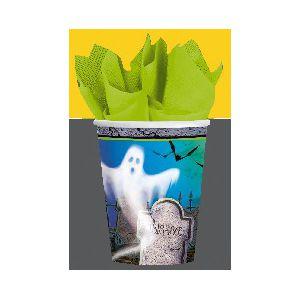 Vasos fantasmas (8 unid.)