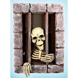 Ventana con esqueleto