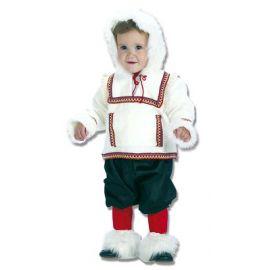 Disfraz bebe esquimal niño