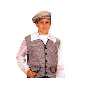 Disfraz chulapo infantil (set)