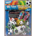 Pack regalitos futbol (48 uds)