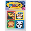 Puzzles animales (pack 10 uds)