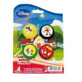 Yo-yo mickey (pack 4 uds)