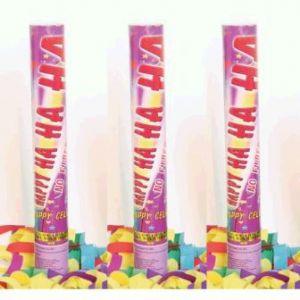 Cañon confetti 40 cm