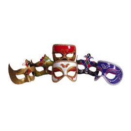 Mascara veneciana con diadema