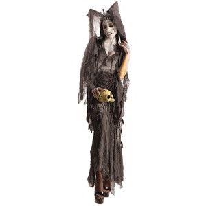 Disfraz lady espanto