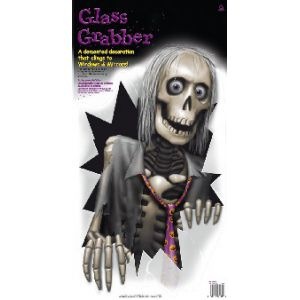 Decoracion cristal esqueleto