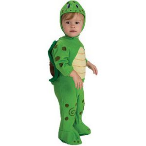 Disfraz bebe tortuguita