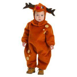 Disfraz bebe reno