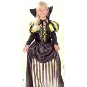 Disfraz cortesana infantil bt