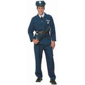 Disfraz policia adulto