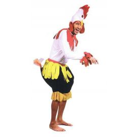 Disfraz gallo adulto