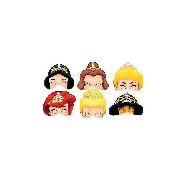 d015922c17e Caretas princesas (pack 6 unid) - Barullo.com