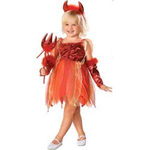 Disfraz pequeña diablilla 1-2 años