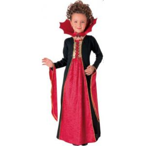 Disfraz vampiresa gotica